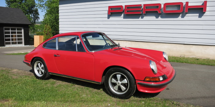 Porsche 1973 911T 004