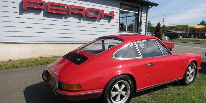 Porsche 1973 911T 006