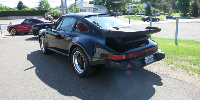 Porsche 1985 930 Turbo 006