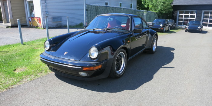 Porsche 1985 930 Turbo 007