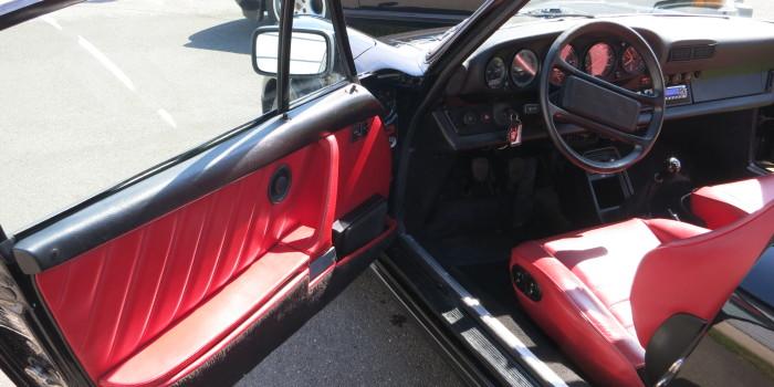 Porsche 1985 930 Turbo 011