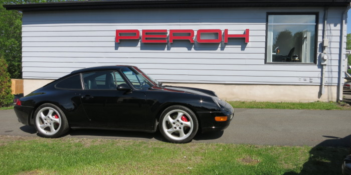Porsche 1997 993 Carrera 003