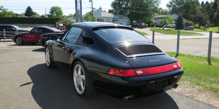 Porsche 1997 993 Carrera 007